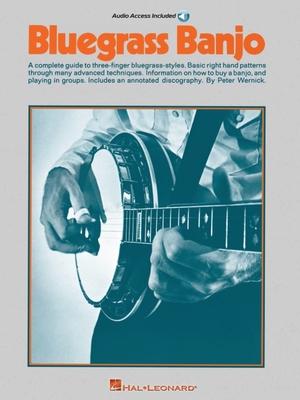 Bluegrass Banjo Cover Image