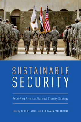 Sustainable Security: Rethinking American National Security Strategy Cover Image
