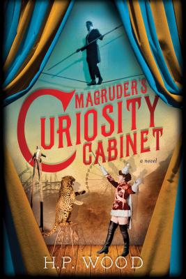 Magruder's Curiosity Cabinet Cover Image