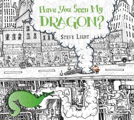 Have You Seen My Dragon? Cover Image