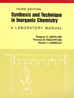 Synthesis and Technique in Inorganic Chemistry Cover Image
