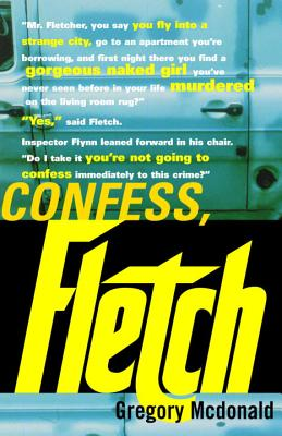 Confess, Fletch Cover Image