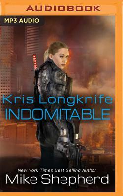 Indomitable (Kris Longknife #18) Cover Image