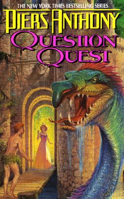 Xanth 14: Question Quest Cover Image