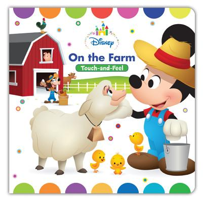 Disney Baby on the Farm Cover