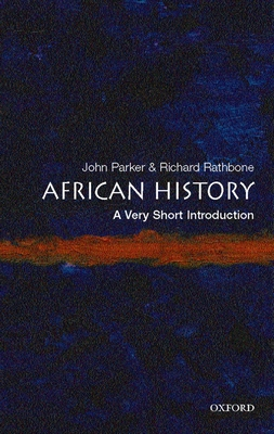 African History: A Very Short Introduction (Very Short Introductions) Cover Image