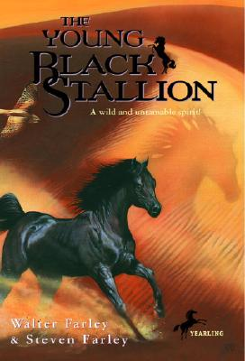 The Young Black Stallion Cover