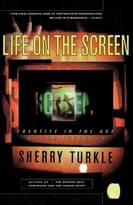 Cover for Life on the Screen