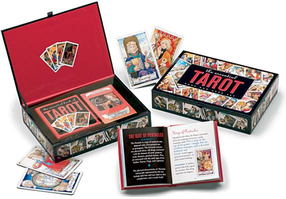 Essential Tarot Book & Card Boxed Set Cover Image