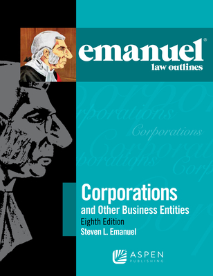 Emanuel Law Outlines for Corporations Cover Image