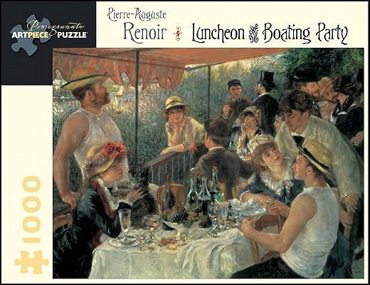 Puzzle-Pierre Auguste Renoir L (Pomegranate Artpiece Puzzle) Cover Image