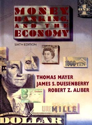 Money, Banking, & the Economy Cover Image