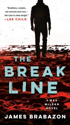 The Break Line (Max McLean #1) Cover Image