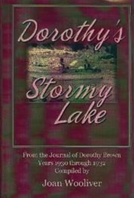 Dorothy's Stormy Lake Cover