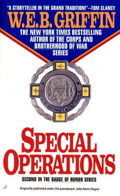 Special Operations (Badge Of Honor #2) Cover Image