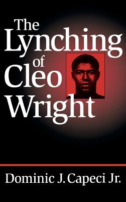 Lynching of Cleo Wright Cover