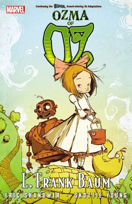 Ozma of Oz Cover
