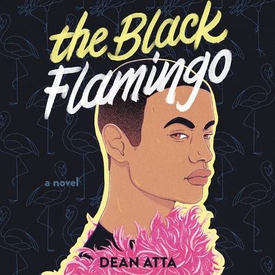 The Black Flamingo Cover Image