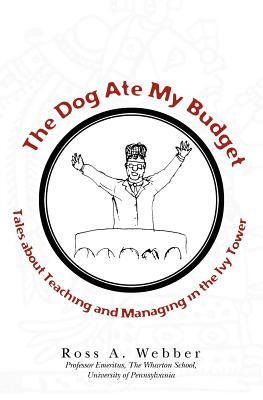The Dog Ate My Budget Cover