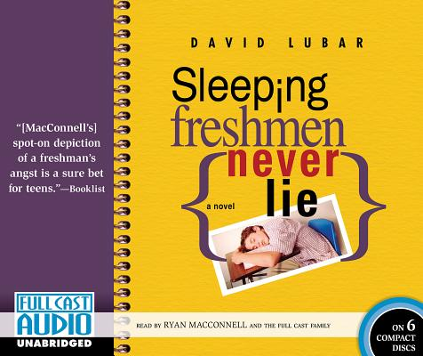 sleeping freshman never lie Download the app and start listening to sleeping freshmen never lie today -  free with a 30 day trial keep your audiobook forever, even if you cancel.