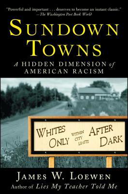 Sundown Towns Cover