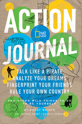 Nat Geo Action Journal Cover