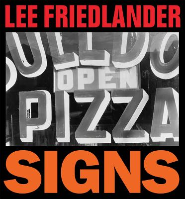 Lee Friedlander: Signs Cover Image