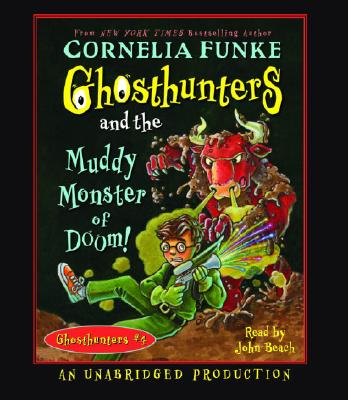 Cover for Ghosthunters and the Muddy Monster of Doom!