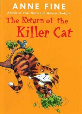 The Return of the Killer Cat Cover