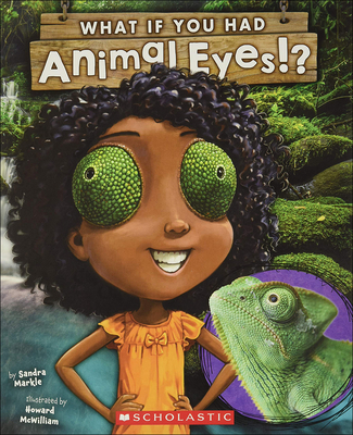 What If You Had Animal Eyes? Cover Image