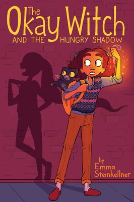 Cover for The Okay Witch and the Hungry Shadow