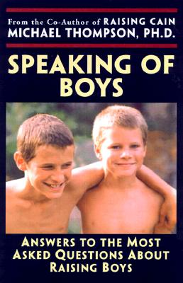 Speaking of Boys Cover
