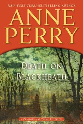 Cover for Death on Blackheath