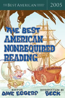 The Best American Nonrequired Reading Cover Image