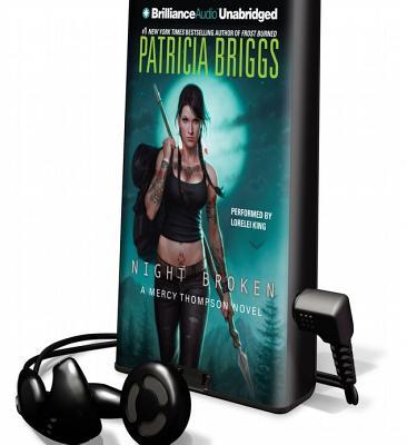 Night Broken (Mercy Thompson Novels #8) Cover Image