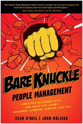 Bare Knuckle People Management Cover