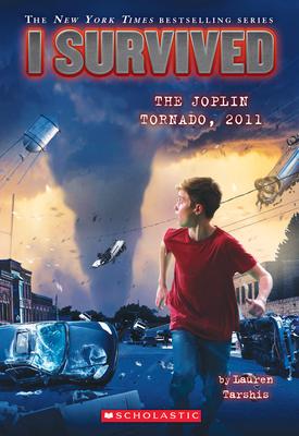 I Survived the Joplin Tornado, 2011 (I Survived #12) Cover