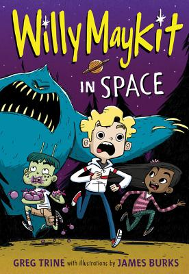 Cover for Willy Maykit in Space