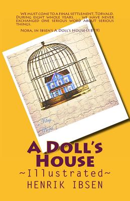 A Doll's House: Illustrated Cover Image