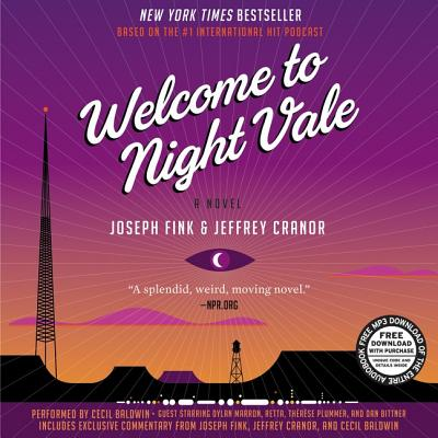 Welcome to Night Vale Vinyl Edition + MP3: A Novel Cover Image