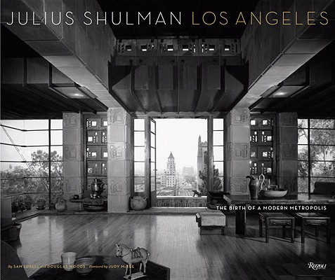 Julius Shulman Los Angeles Cover
