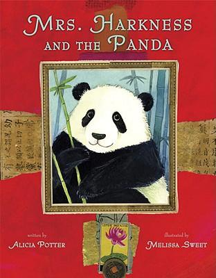Mrs. Harkness and the Panda Cover
