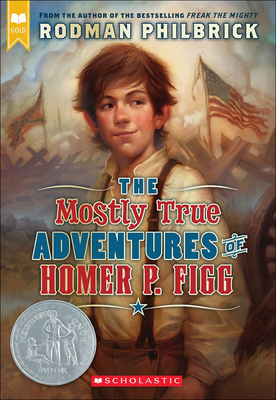 Mostly True Adventures of Homer P. Figg Cover Image