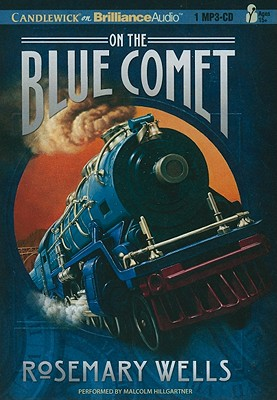 On the Blue Comet Cover
