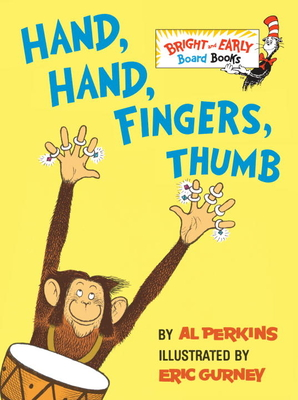 Hand, Hand, Fingers, Thumb (Bright & Early Board Books(TM)) Cover Image