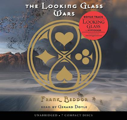 The Looking Glass Wars Cover Image