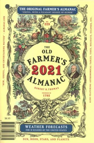The Old Farmer's Almanac 2021 Cover Image