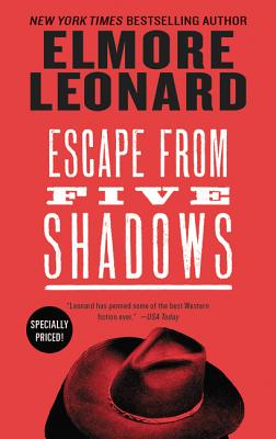 Escape from Five Shadows Cover Image