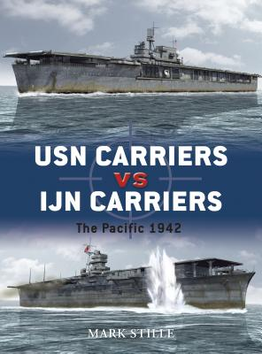 USN Carriers vs. IJN Carriers Cover