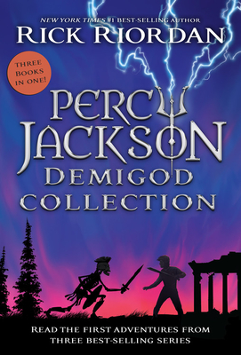 Percy Jackson Demigod Collection (Percy Jackson & the Olympians) Cover Image
